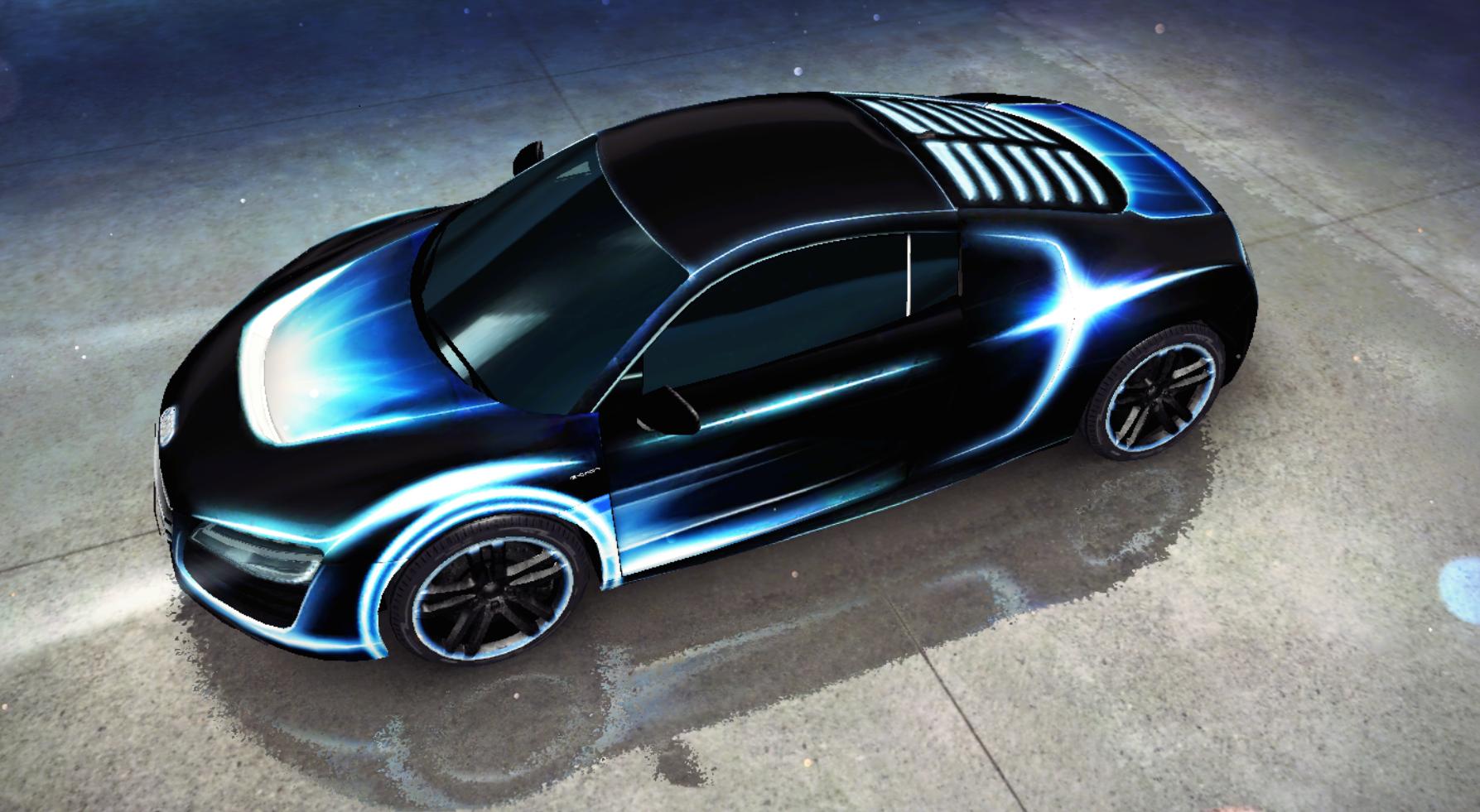 A8 Audi R8 e-tron