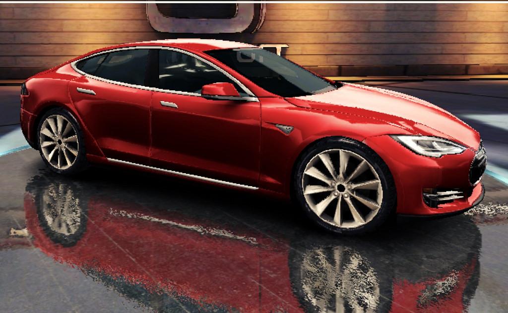 A8 Tesla Model S