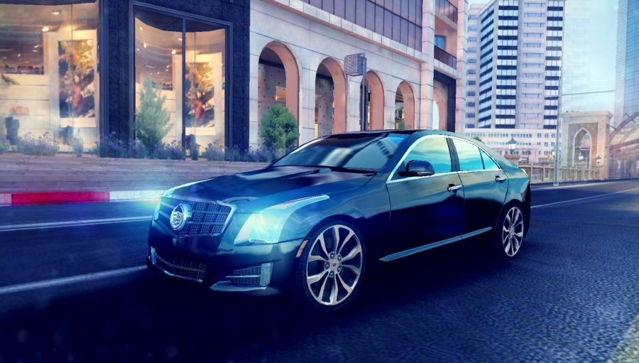 A8 Cadillac ATS