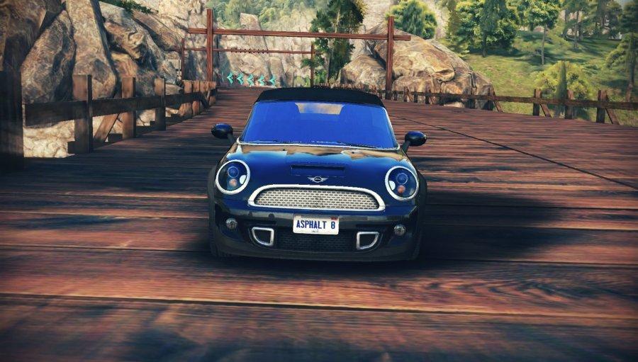 A8 Mini Cooper S Roadster