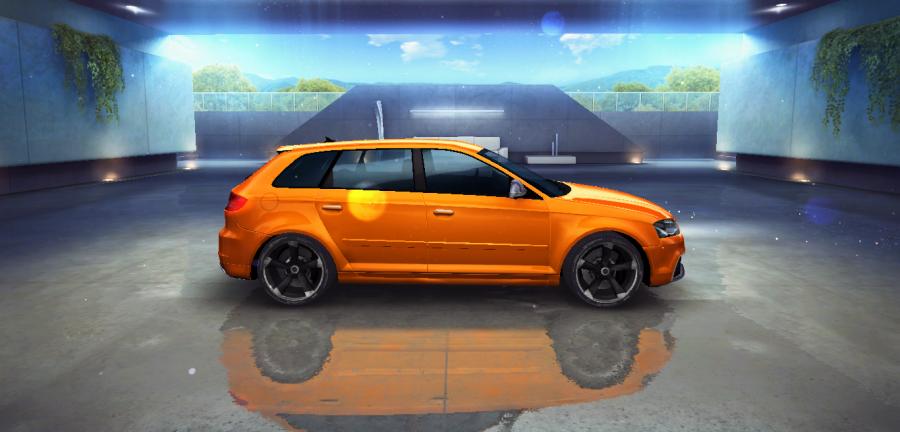 A8 Audi RS 3 Sportback