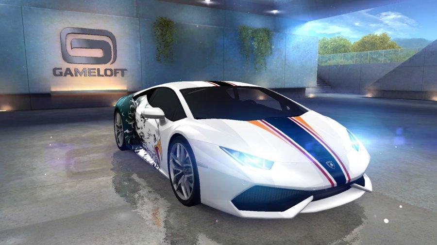 A8 Lamborghini Huracan