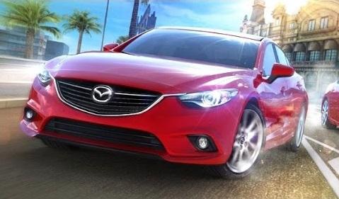 A8 Mazda 6