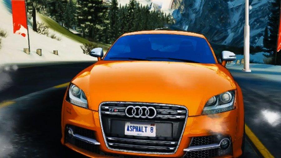 A8 Audi TTS Coupe
