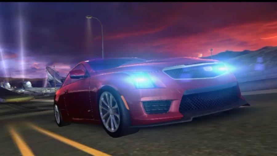 A8 Cadillac ATS-V Coupe