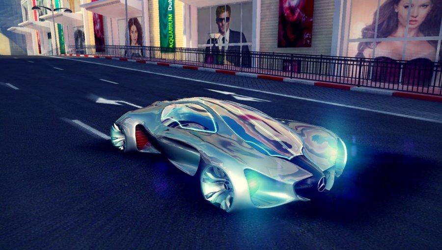 A8 Mercedes-Benz Biome