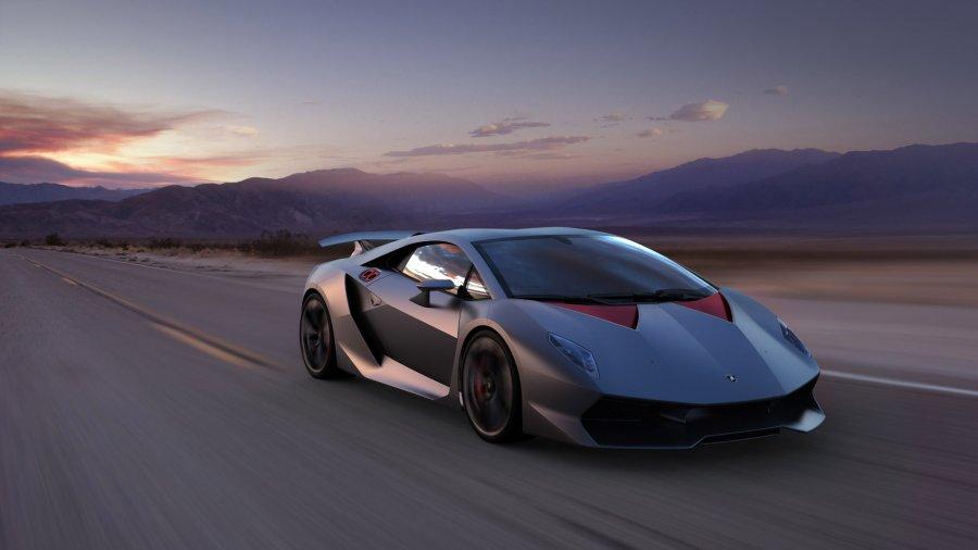 A8 Lamborghini Sesto Elemento