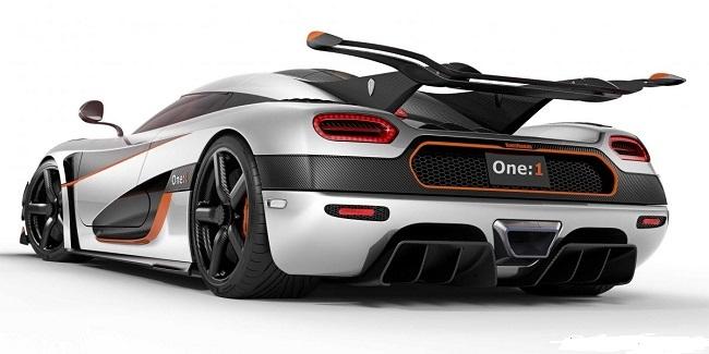 A8 Koenigsegg One:1