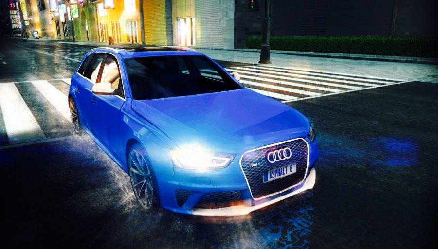 A8 Audi RS 4 Avant