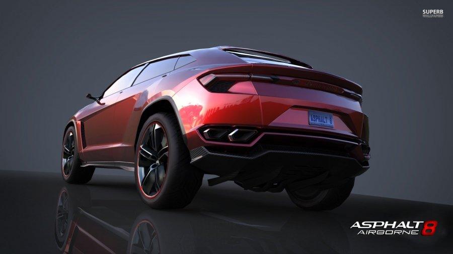 A8 Lamborghini Urus