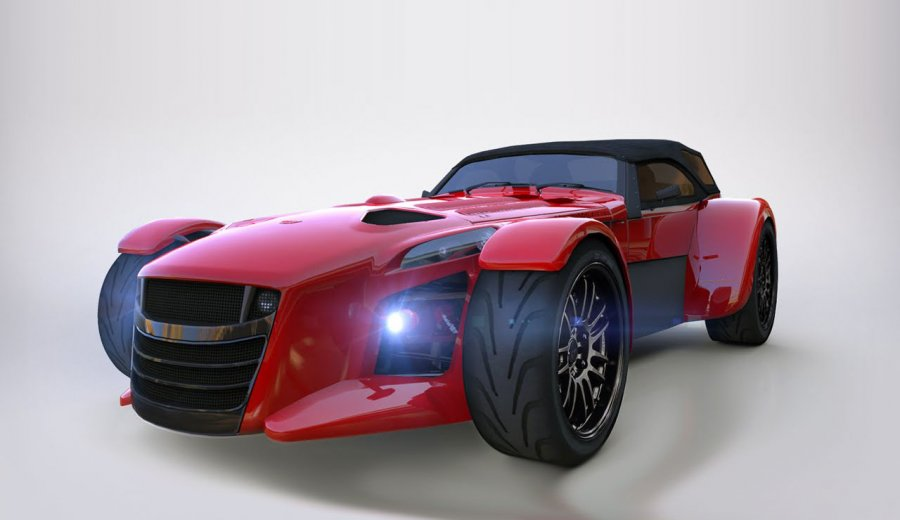 A8 Donkervoort D8 GTO