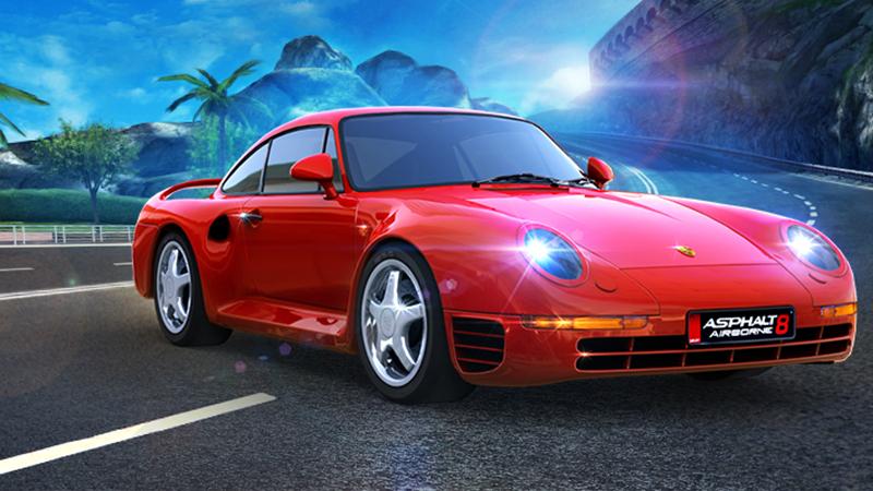 A8 Porsche 959