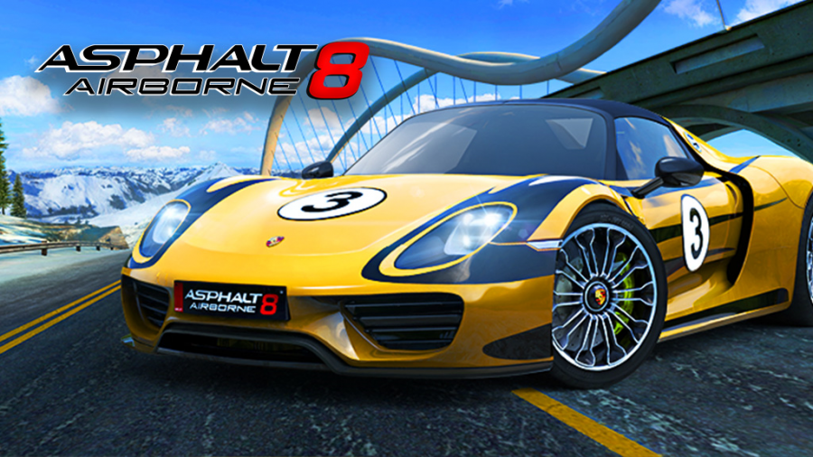 A8 Porsche 918 Spyder