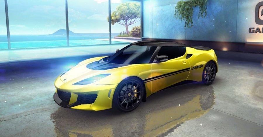 A8 Lotus Evora Sport 410