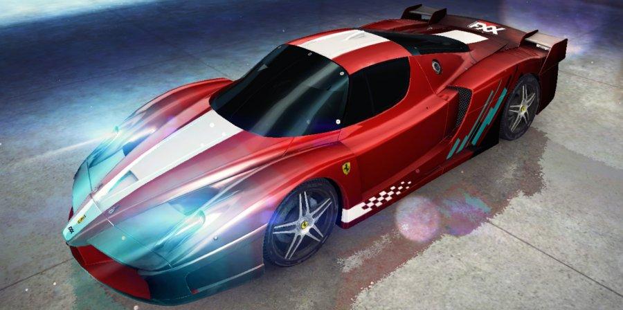 A8 Ferrari FXX