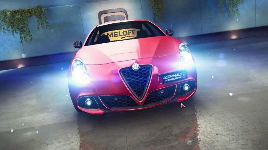 A8 Alfa Romeo Giulietta 2016 Veloce