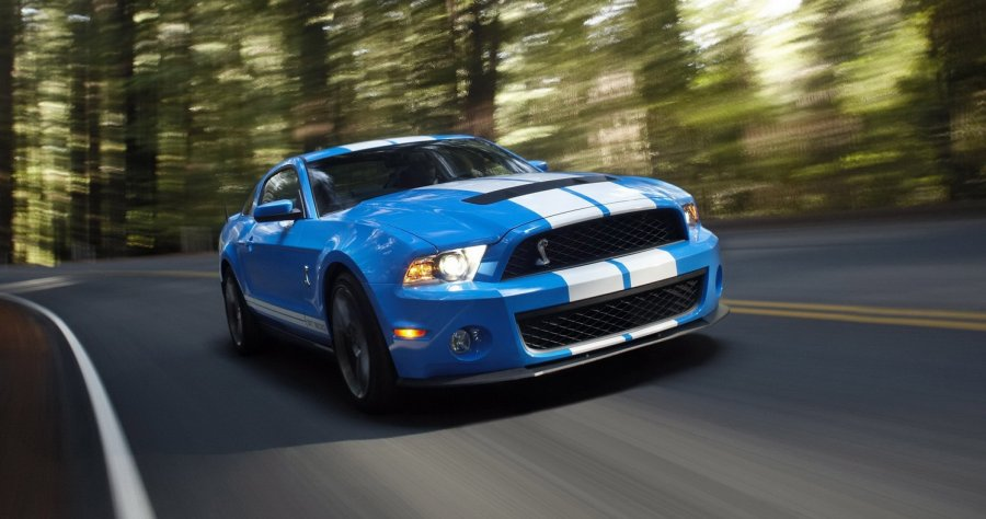 A8 Ford Shelby GT500