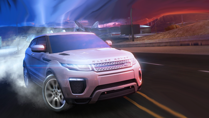 A8 Range Rover Evoque Coupe HCE Dynamic