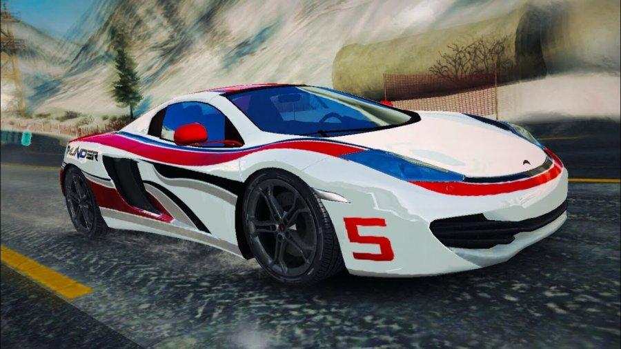 A8 McLaren 12C Spider