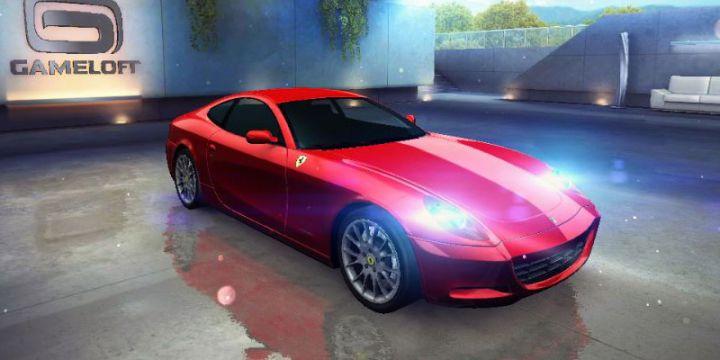 A8 Ferrari 612 Scaglietti