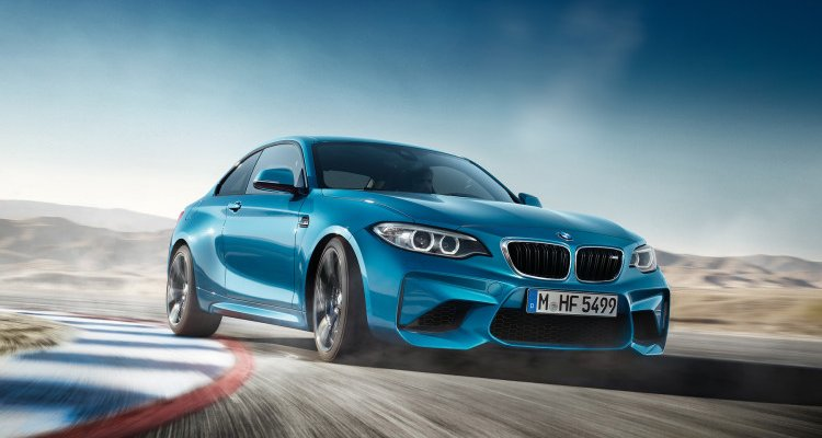 A8 BMW M2