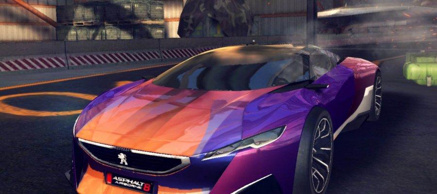 A8 Peugeot Onyx