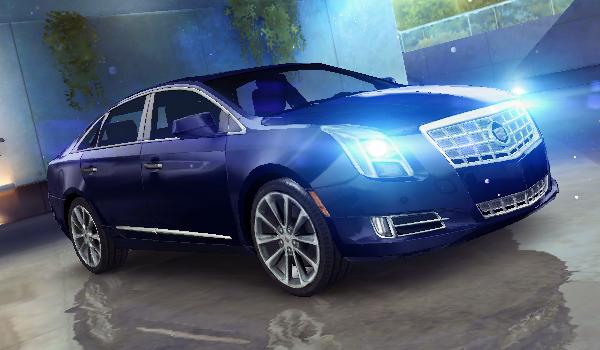 A8 Cadillac XTS
