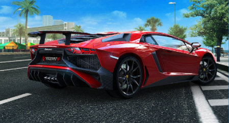 A8 Lamborghini Aventador SV