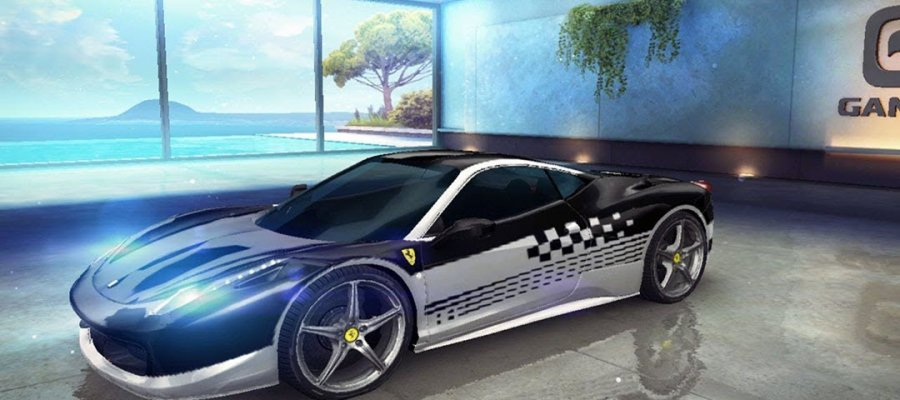 A8 Ferrari  458 Italia