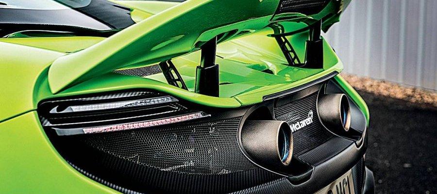 A8 McLaren 675LT