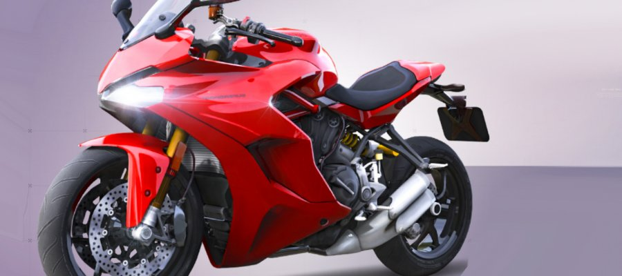 A8 Ducati SuperSport S