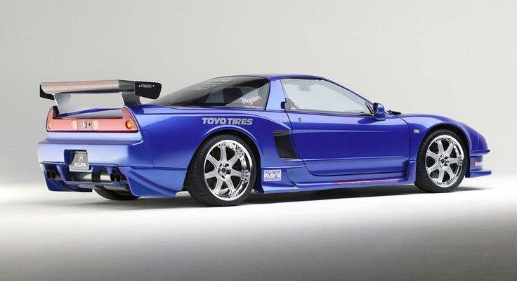 A8 Acura NSX 2005