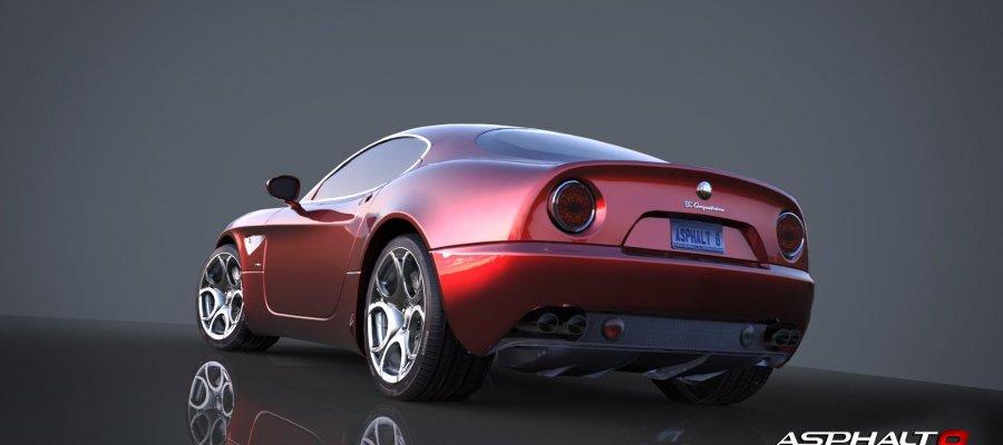 A8 Alfa Romeo 8C Competizione