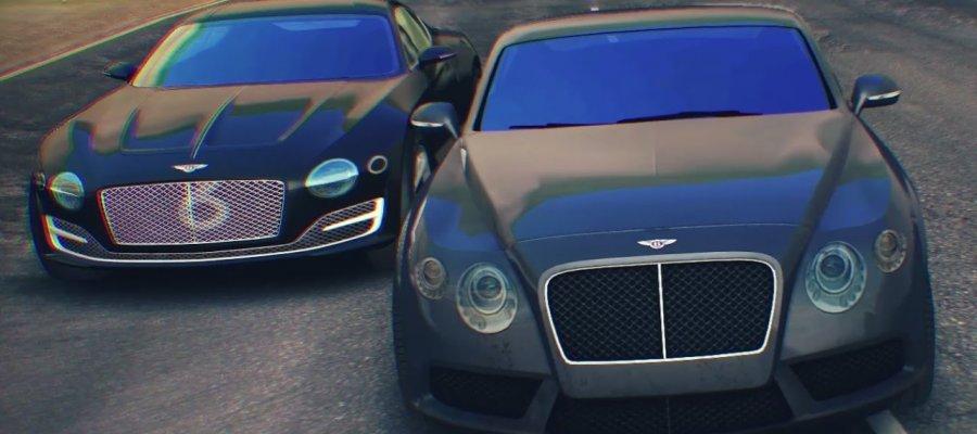 A8 Bentley Continental GT V8