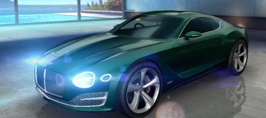 A8 Bentley EXP10 Speed 6