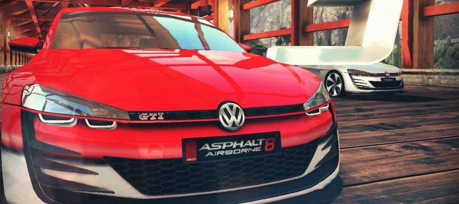A8 Volkswagen Golf Design GTI