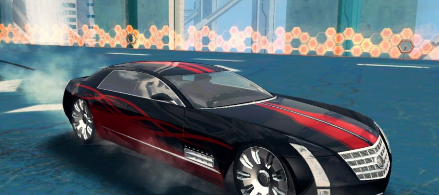 A8 Cadillac 16 Concept