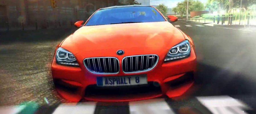 A8 BMW M6