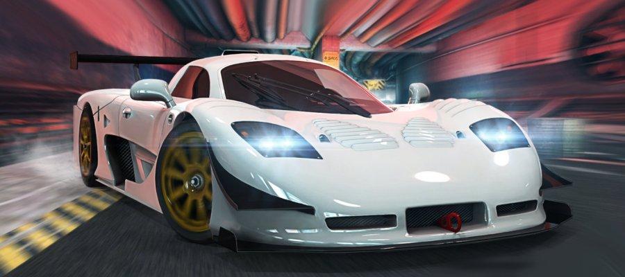 A8 Mosler Super GT
