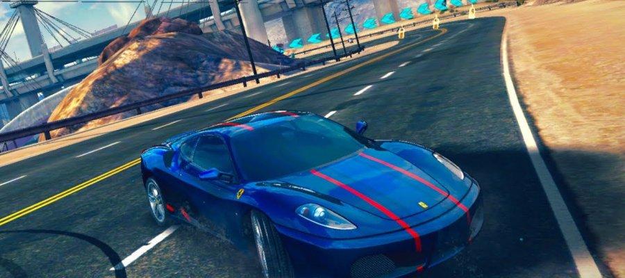 A8 Ferrari F430