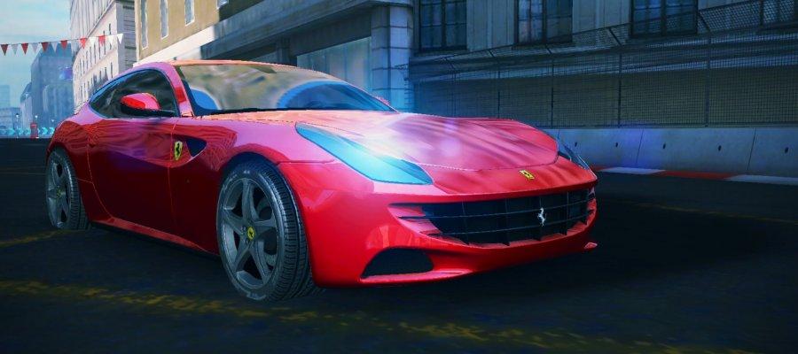A8 Ferrari FF