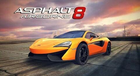 A8 McLaren 570S