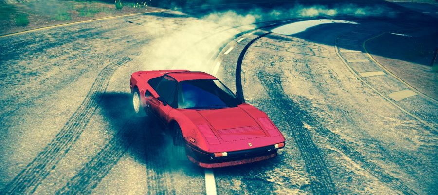 A8 Ferrari 308 GTS