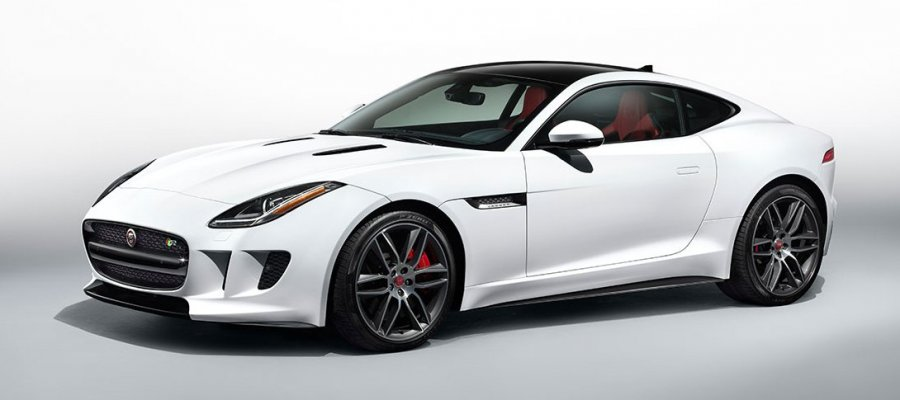 A8 Jaguar F-Type R
