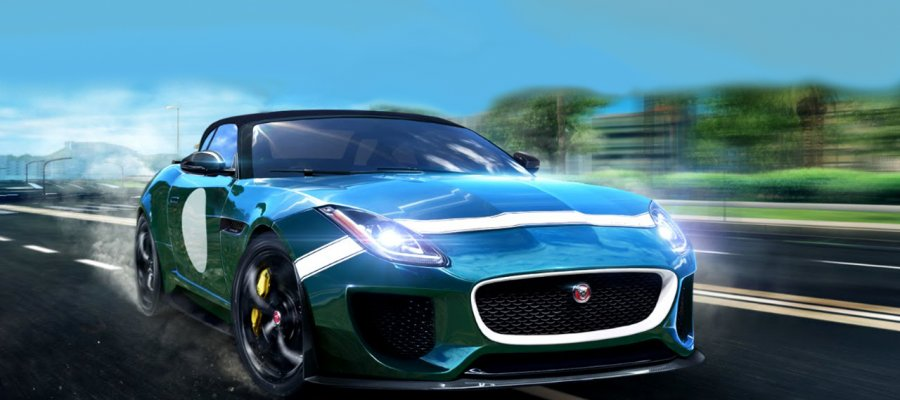 A8 Jaguar F-TYPE Project 7