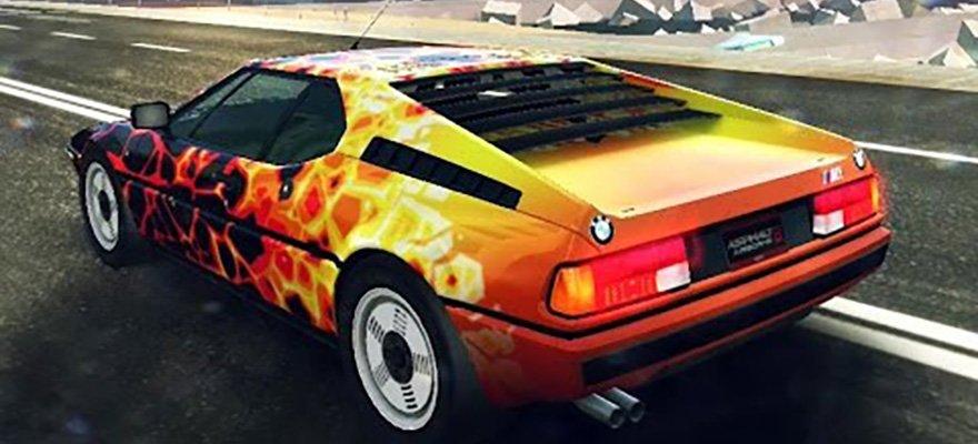 A8 BMW M1