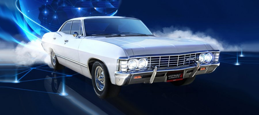 A8 Chevrolet 1967 Impala