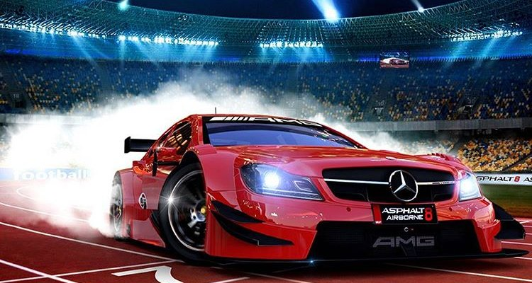A8 Mercedes-AMG C 63 Coupe Touring Car 2014