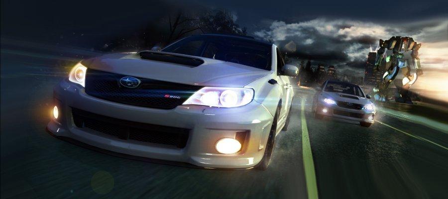 A8 Subaru Impreza WRX STI