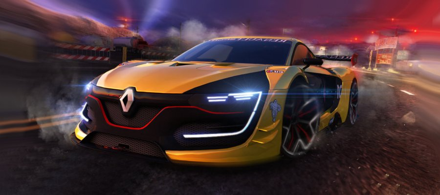 A8 Renault Sport R.S. 01